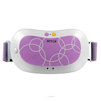 Fitness Electric Slimming Massage Belt Slim Belly And Waist Vibration Fat Burning Massage Far Infrared Ray