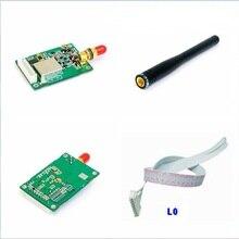 ttl/rs485/rs232 wireless data transmitter receiver module 2km-3km range 400mhz-470mhz wireless network module KYL-200L