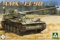 TAKOM 1/35 2037 AMX-13/90 French Light Tank TAK-2037 model kit