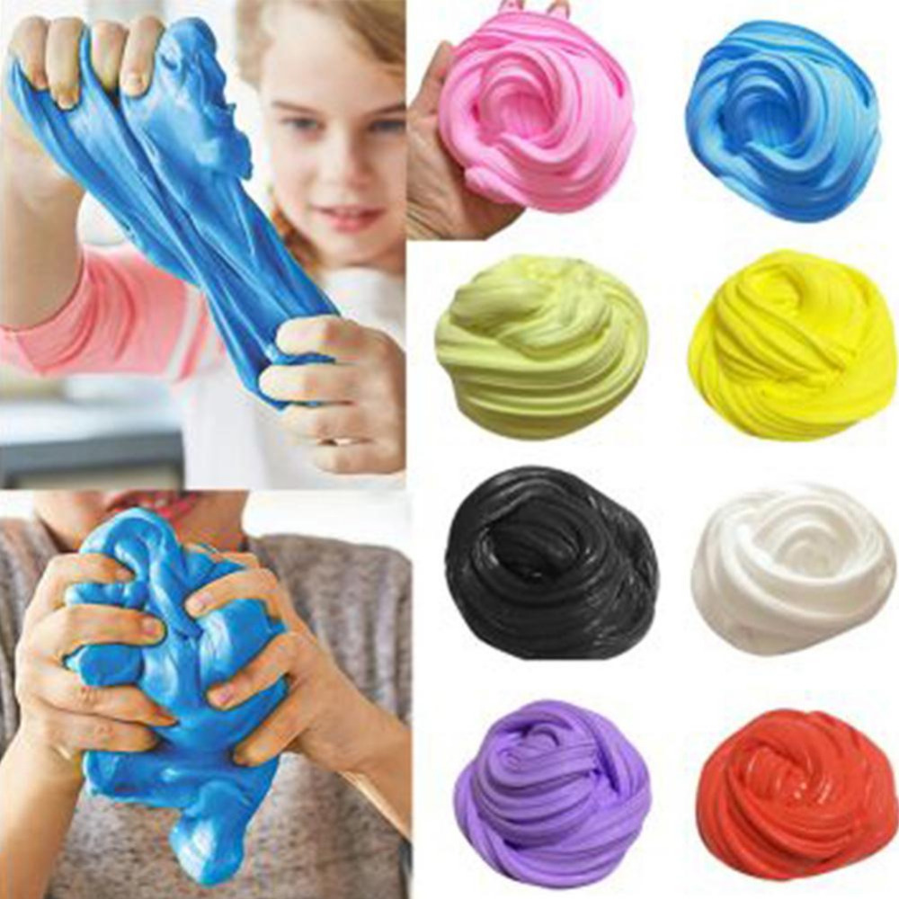 DIY-Slime-Clay-Fluffy-Floam-Slime-Scented-Stress-Relief-No-Borax-Kids-Toy-Sludge-Cotton-Mud-to-Release-Clay-Toy-Plasticine-Gifts-1