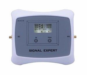 Image 3 - トップ Quaity! 2 グラム 3 グラムデュアルバンド 850 & 1900 モバイル信号ブースター携帯電話の信号リピータ信号 Ampliffier キット家庭用