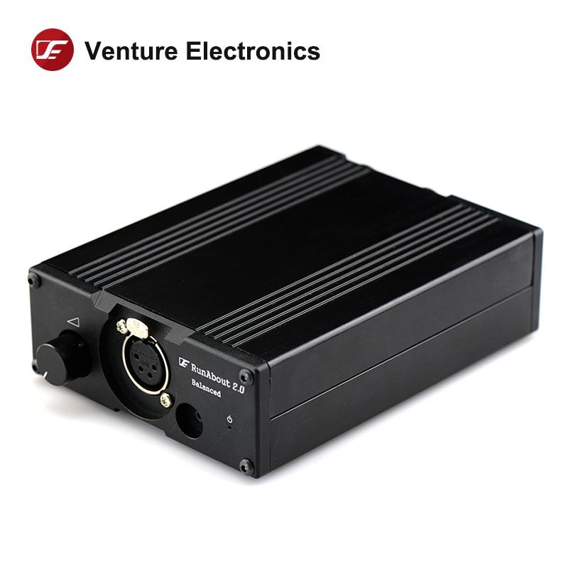Venture Electronics VE RunAbout 2.0 Balance Portable Earphone Amplifier пл нки venture shield