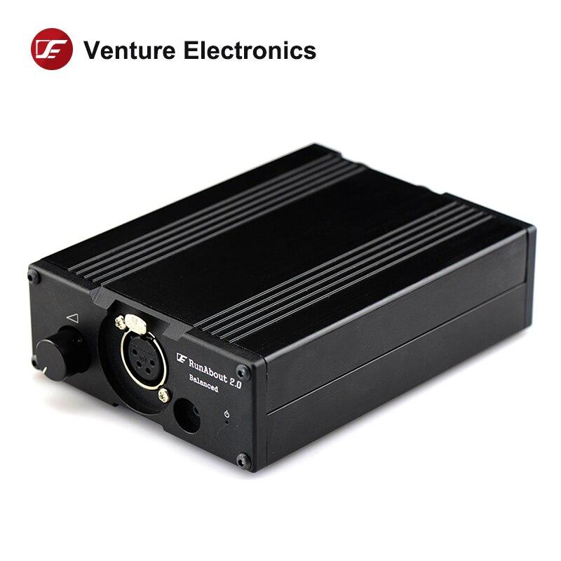 Venture Electronics VE RunAbout 2.0 Balance Portable Earphone Amplifier