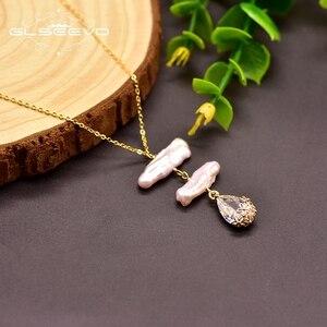 GLSEEVO Baroque Pearl Handmade