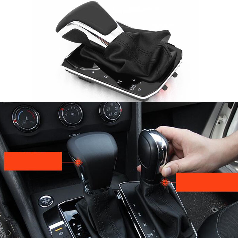 NoEnName_Null новая OEM рукоятка для рычага переключения передач рычажный переключатель головки для VW Tiguan L 2017-2018 5NG 713 203 5NG 713 203
