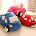 Творческий мультфильм плюшевые игрушки куклы автомобиль подушки, Мальчик детский подарок на день рождения, Рождественский подарок