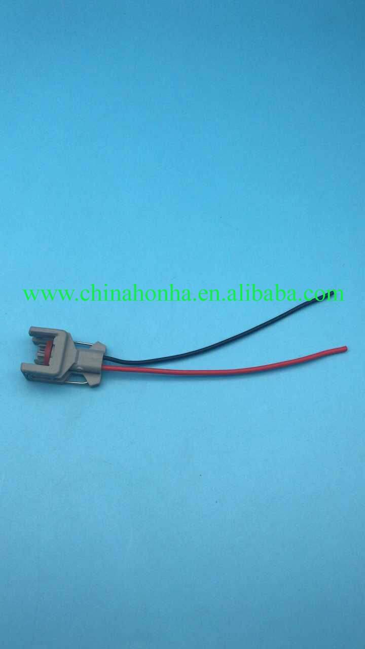 hight resolution of injector wiring harness connector plug common rail injector connector plug for delphi diesel renault jaguar in cables adapters sockets from automobiles