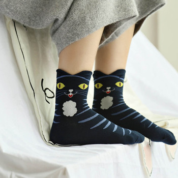 8e76003af3a Hot Sale Cotton Socks Cute Harajuku Socks Spring Autumn Animal Women Girls  Romantic kawaii Lovely Ladies Warm Winter Socks