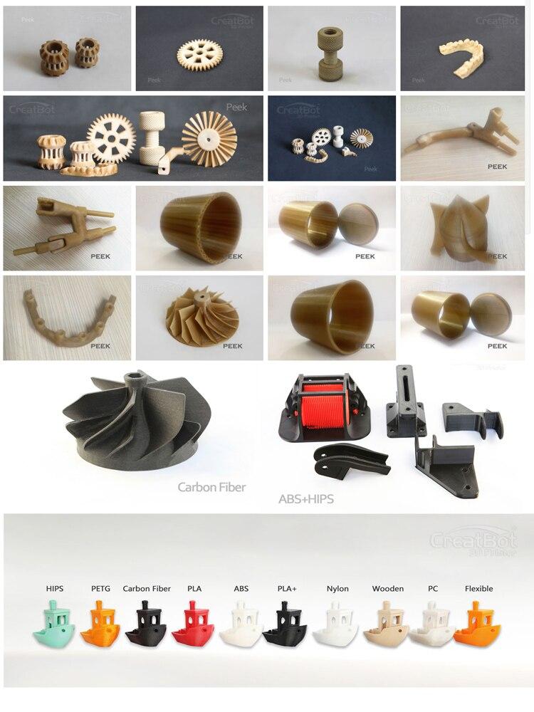 CreatBot F 3D Printer