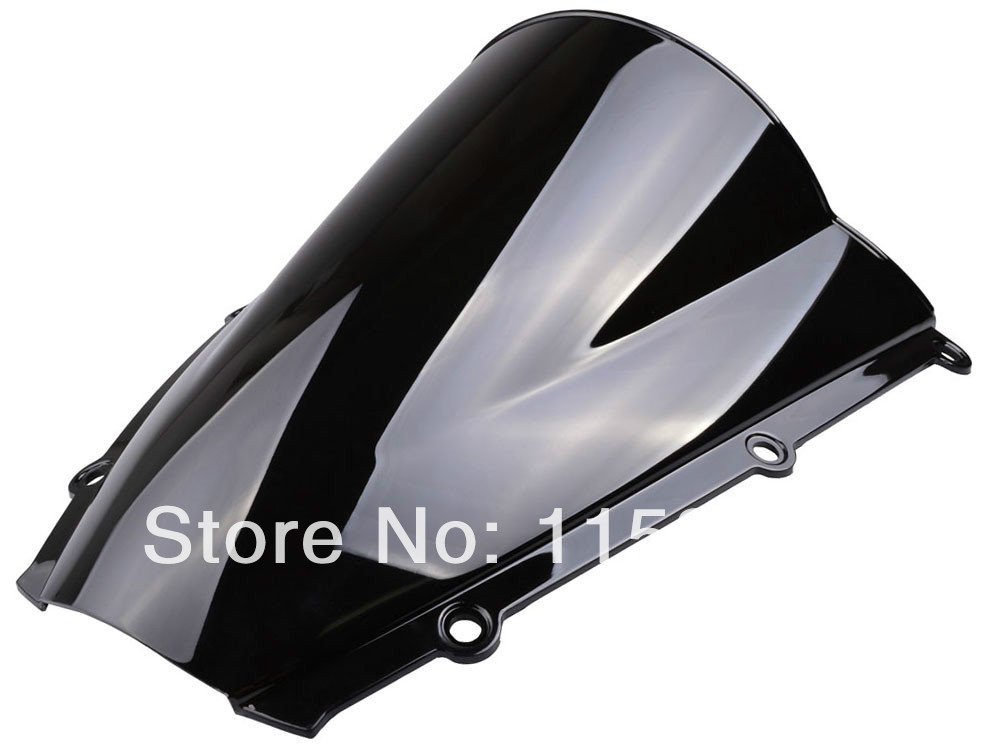 Smoke Motorcycle Windscreen Fairing Case for Honda CBR 600 RR 2003-2004 CBR600RR 600RR CBR600 motorcycle abs unpainted upper front fairing for honda cbr 600rr 2003 2004 cbr600 f5 03 04