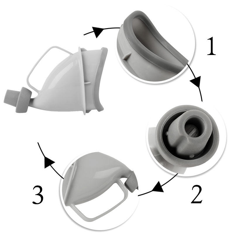 picture of portable Urinal Funnel
