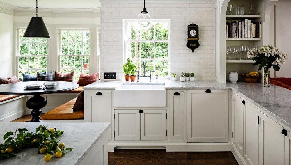nuevo estilo del diseo armario de la cocina mm cuerpo de madera de madera