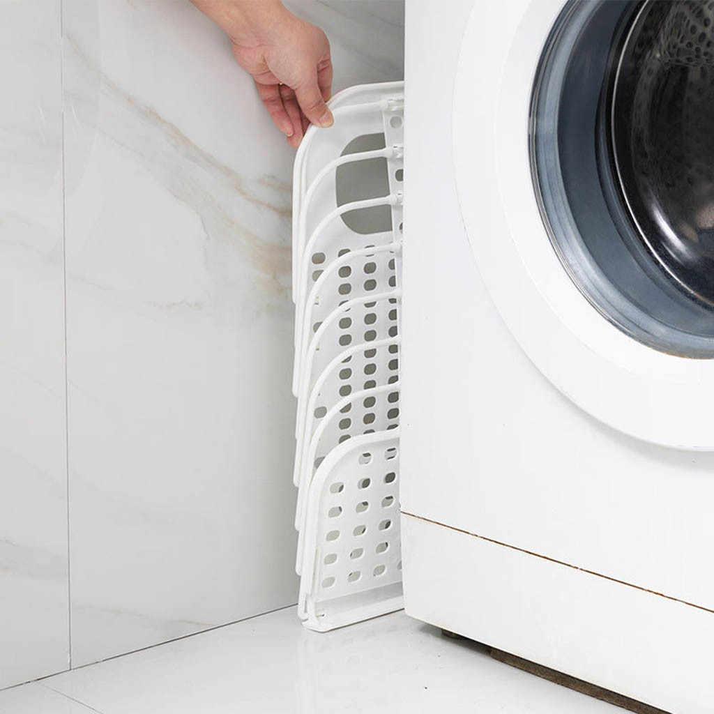 Складная корзина для белья грязная одежда для хранения стиральная сумка Корзина Домашний Органайзер для хранения #0305
