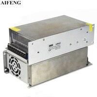 AIFENG Led Power Adapter AC 170V 250V To DC 12V 24V 48V Led Driver Power Supply 800W Lighting Transformers For Led Strip Lights
