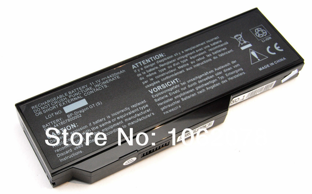 6 Cell Battery For Packard Bell EasyNote W8910 W8930 MIT-DRAG-DN MIT-DRAG-GT GT2