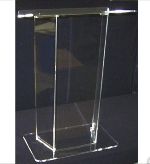 Acrylic Church Pulpit Clear Plastic Church Podium Acrylic