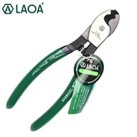 LAOA Industrial Grade Cable Cutter Wire Cutting Electricial Wire Stripper Stripping Hand Tools For Professional Electricians