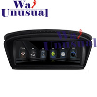 WANUSUAL 8.8 Quad Core 16G Android 6.0 GPS Navigation for BMW E60 2003 2004 2005 2006 2007 2008 2009 2010 With BT 3G Wifi Maps