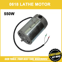Mini Lathe Motor/550W DC Motorfor 350mm distance lathe and our Drill&Mill Machine/Delivry By EMS/DHL/UPS