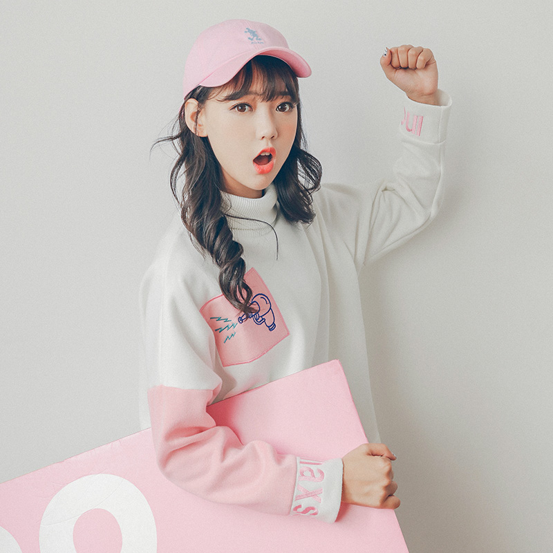 2018 hoodies women ulzzang autumn winter new korean