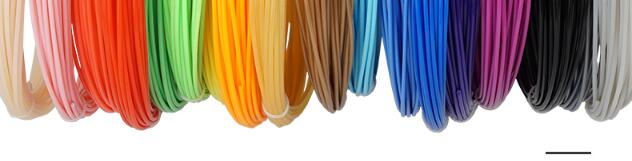 1.75MM PLA Filament Materials For 3D Printing Pen Threads Plastic Printer Consumables DIY Gifts toys for Kids GYH 10