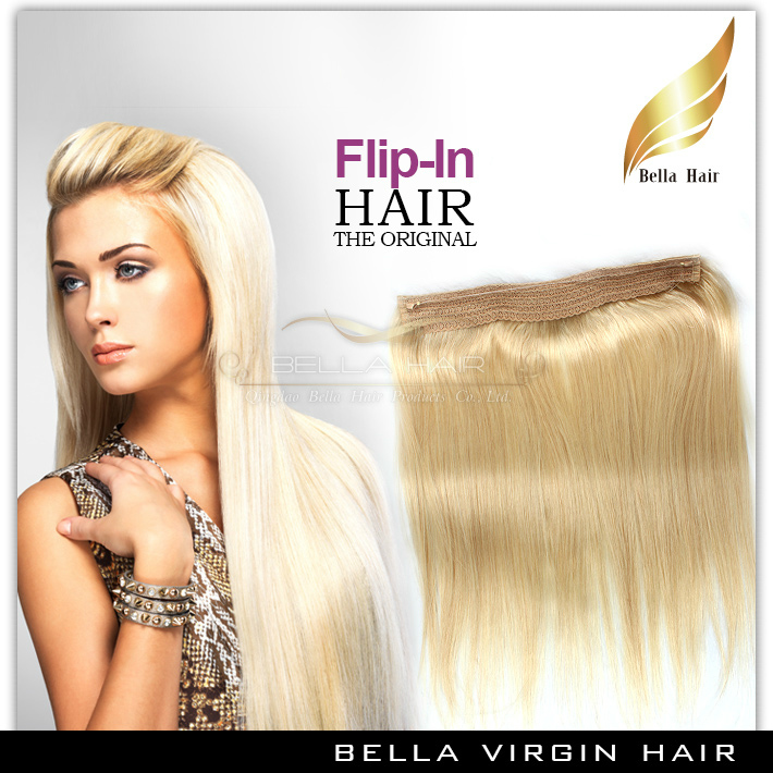 Halo flip in hair extensions gallery hair extension hair human hair extensions picture more detailed picture about bella bella hair brazilian remy human hair extension pmusecretfo Image collections