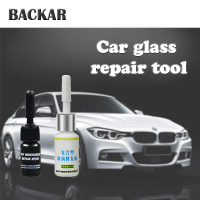 BACKAR Car styling Glasses Windshield Repair Tool Kits Stickers For Opel corsa d zafira Suzuki grand vitara Peugeot 407 208 508