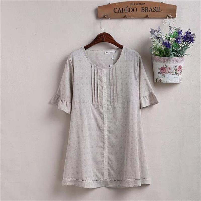 Plus size casual summer o neck hollow out women t shirt for Plus size light blue shirt