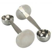 New Espresso Stand Coffee Measure Tamper Spoon Stainless Steel Coffee & Tea Tools Tampers Coffeeware