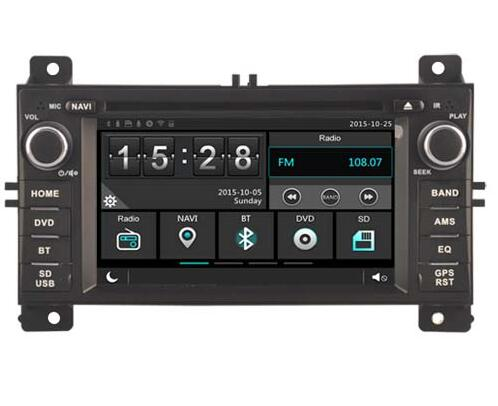 Car GPS radio Navigation DVD for Jeep Grand Cherokee 2011-2013 with bluetooth ipod PIP 8G map card