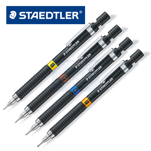 lifemaster staedtler 925 mechanical pencil painting 0 3 0 5 0 7 metal holder stationery. Black Bedroom Furniture Sets. Home Design Ideas