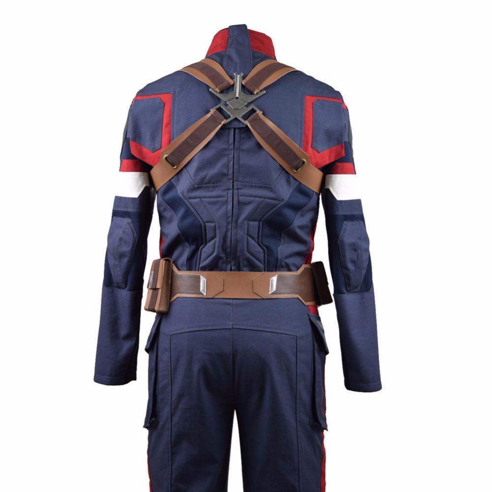 America discount KOMIKCON Uniform 6