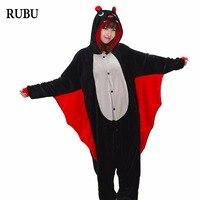 2017 Halloween Unisex Hoodie Adult Pajamas Bats Unicorn Stitch Panda Pajamas Set Women Pajamas Adults Cartoon