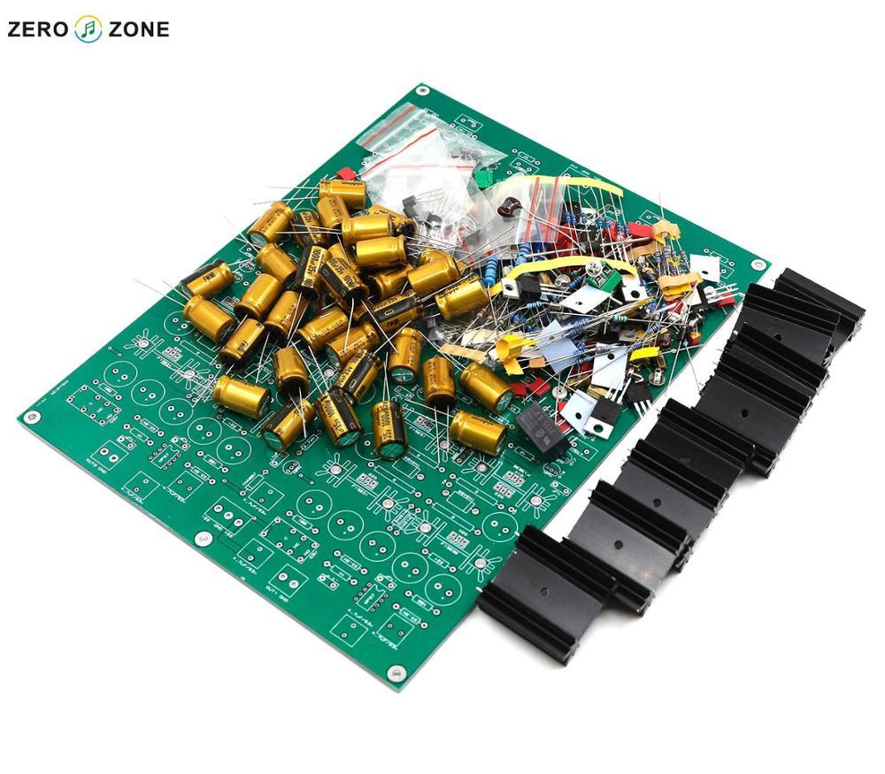 цена на KG Version KSA5 Headphone Amp Kit Preamp Kit DIY Headphone Amplifier DIY