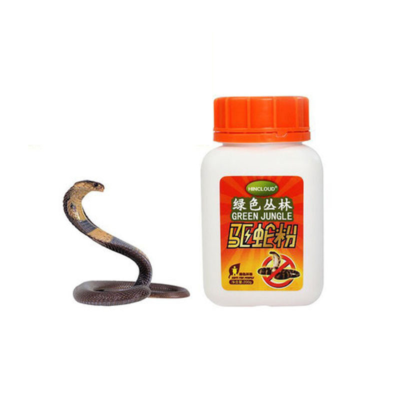 Effective Snake Repellent Powder Mouse Rodent Repeller for Camping Fishing Night Duty Eco-friendly Pest Control no Harm to Human