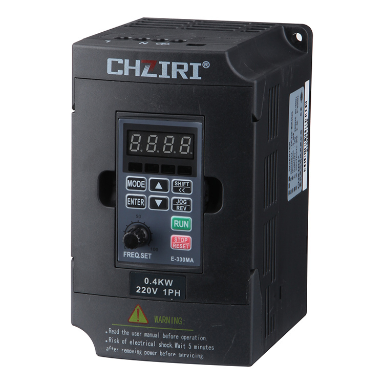 220V 0.75KW Single Phase input and 220V 3 Phase Output Frequency Converter / Adjustable Speed Drive / Frequency Inverter / VFD inverter speed controller single phase 220v 1 5kw mini inverter general use original and new free shipping