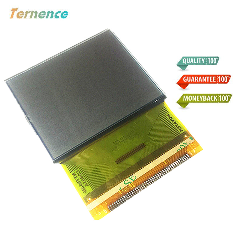 Skylarpu Original 2.6 inch LCD screen for Garmin GPSMAP 72H Handheld GPS LCD display Screen Repair replacement Free shipping 10pcs 5w 51r 51 ohm cement resistor
