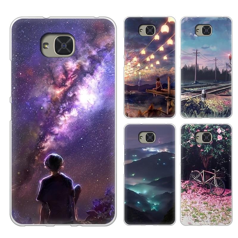 Чехол для BQ Aquaris U2, мобильный телефон оболочки, ТПУ Материал роспись красивый мультфильм Цвет живопись Case.47 Цвета!