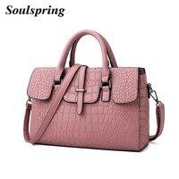 2018 New Fashion Luxury Handbags Women Bags Designer Crossbody Bags For Women Alligator Purses And Handbags Casual Bag Bolsos