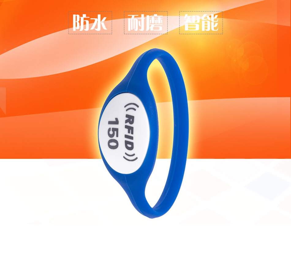 Clever 13.56mhz Mf Classic 1k S50 F08 Nfc Tags Iso14443a Silicone Nfc Wristband Bracelet For Swimming Pool Sauna Room Gym Durable In Use Security & Protection Access Control Cards