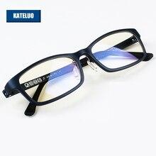 TUNGSTEN CARBON Computer Goggle Anti Blue Laser Fatigue Radiation-resistant Reading Glasses Frame Eyeglasses Oculos de grau 1310