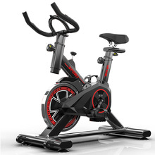 Ultra-quiet Indoor Sports Fitness Equipment Home Exercise Bike High Quality Indoor Cycling Bikes 250kg Load Spinning Bicycle
