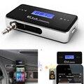 Chegada nova LCD 3.5mm Bluetooth Car In-car Transmissor FM Mp3 Player Rádio de Música sem fio Para O IPad para O Iphone para Samsung LG HTC