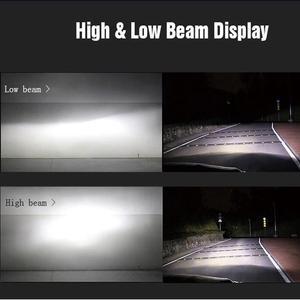 Image 5 - YOTONGLIGHT H7 Bulb Led Car Headlight Lampada H4 Led Lamp 120W 16000lm Led H1 H11 9005 Hb3 9006 Hb4 H8 H9 H10 H16 CSP 12v 6000K