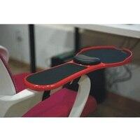 Ergonomic Desk Attachable Computer Tablet Arm Support Mouse Pad Arm Wrist Rest Pad Mat Hand Shoulder
