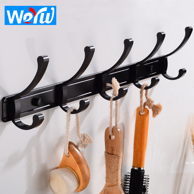 Robe Hooks Wall Mounted Clothes Hook