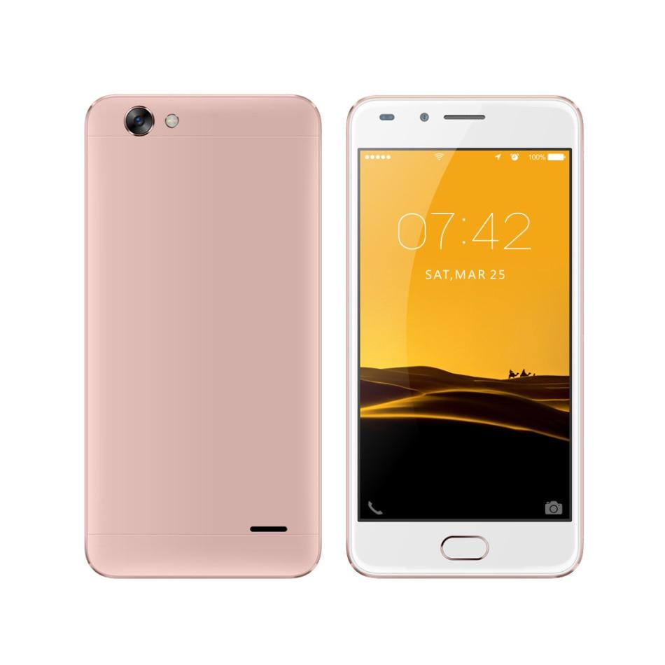 Original X3 4G LTE Android 6.0 Cell Phone 5.0 1280x720 Quad Core Mobile Phones RAM 1GB ROM 8GB Camera 8.0MP GPS Smartphone