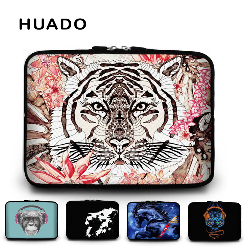 2018 new laptop sleeve notebook bag 15 15.6 17 personalized notebook case for hp/xiao mi notebook air/mac pro 13/asus/lenovo