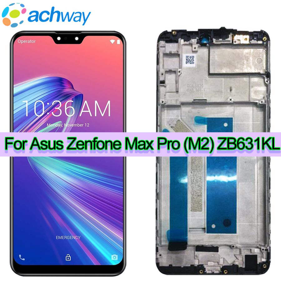 Zenfone Max Pro (M2) ZB631KL LCD
