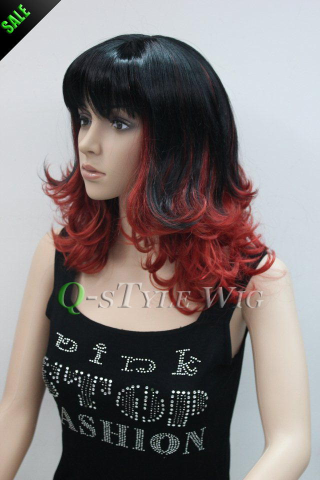 Amazing Aliexpress Com Buy Wholesale Wig Short Ombre Wavy Highlight Short Hairstyles For Black Women Fulllsitofus